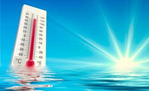 Temperatury w magazynie i w hali produkcyjnej