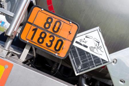 Transport towarów niebezpiecznych - umowa ADR